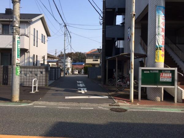 画像:駐車場までのアクセス2