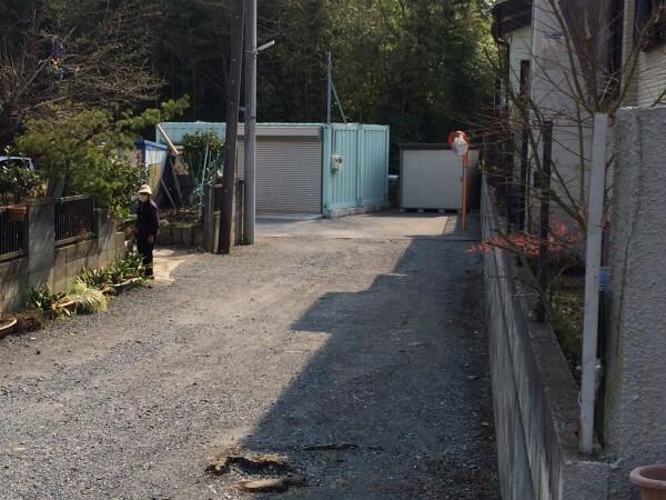 画像:駐車場までのアクセス4